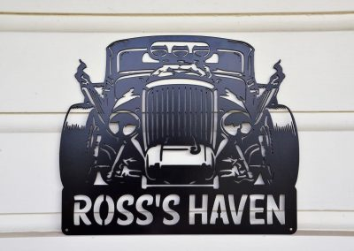 Hot Rod Ross's Haven
