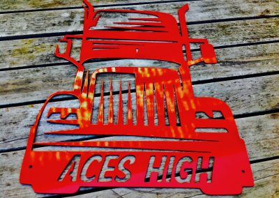 Truck Aces High