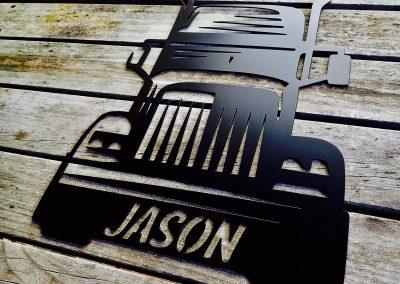 Truck Jason