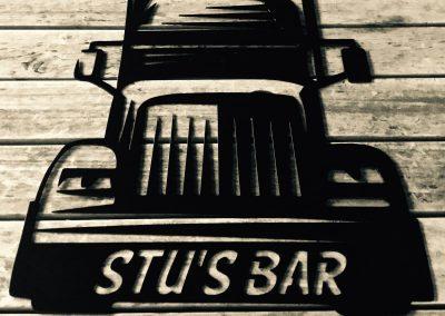 Truck Stu's Bar